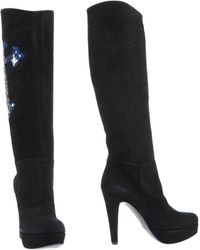 Chon Boots black - Lyst