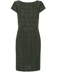 Tory Burch Mariana Pencil Dress - Lyst