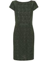 Tory Burch Mariana Pencil Dress - Lyst