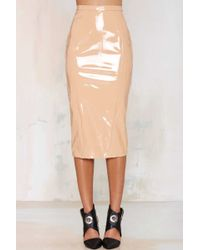 Misha Collection - Sophia Pencil Skirt - Lyst