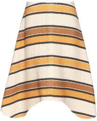 Chloé   Tweed Skirt   Lyst