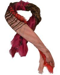 Fendi Sciarpa Rosso - Lyst