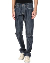 Williamsburg Garment Company - Denim Trousers - Lyst