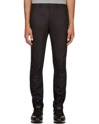 Marc Jacobs Midnight Indigo Twill Jeans - Lyst