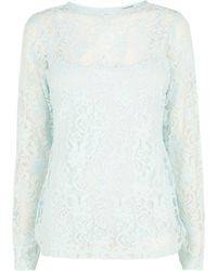 Coast Isabella Lace Top - Lyst