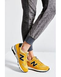 New Balance Made In Usa 1400 Guitar Pack Collection Running Sneaker yellow - Lyst