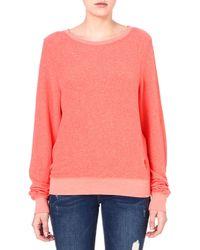 Wildfox Baggy Beach Sweatshirt - Lyst