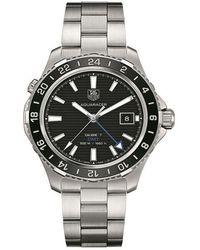 Tag Heuer Aquaracer Ceramic Automatic Watch - Lyst