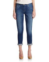 Joe's Jeans Slim Ankle Boyfriend Jeans - Lyst