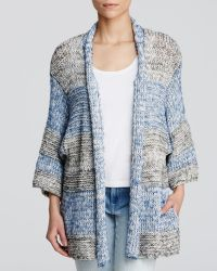 Vince Cardigan - Textured - Lyst