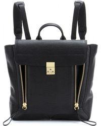 3.1 Phillip Lim Pashli Leather Backpack - Lyst