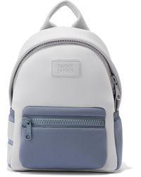 Dagne Dover - Dakota Backpack - Haze/ash Blue Colorblock - Small - Lyst