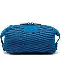 Dagne Dover - The Hunter Toiletry Bag - Pacific Airmesh - Small - Lyst
