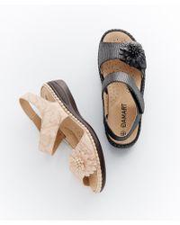 DAMART - Sandal - Lyst
