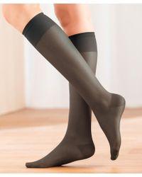 DAMART - Pack Of 2 Support Pop Socks - Lyst