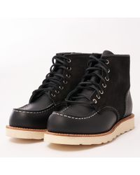 "Red Wing Limited Edition 8818 6"" Classic Moc Toe Boot"