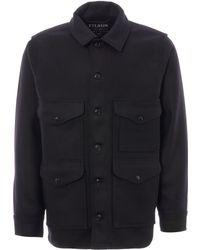 Filson - Mackinaw Wool Cruiser Jacket - Lyst