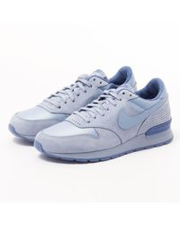 Nike - Air Zoom Epic Luxe Blue Grey - Lyst