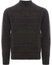 Norse Projects - Viggo High Neck Neps Jumper - Lyst