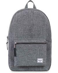 Herschel Supply Co. - Herschel Supply Settlemen Raven X Backpack 10005 - Lyst