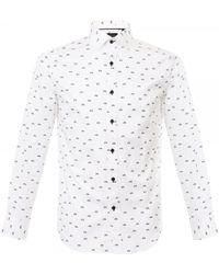 Matíníque - Trostol Cycle White Ls Shirt - Lyst