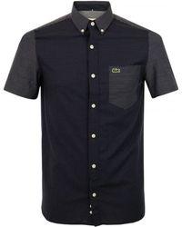 Lacoste L!ive - Polka Dot Marino Shirt Ch5264 - Lyst