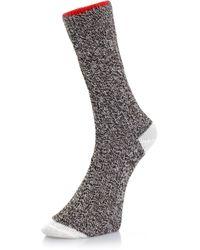 Universal Works - Brigade Red Socks 6503 - Lyst
