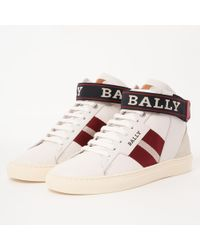 Bally - Heros Trainers - Lyst