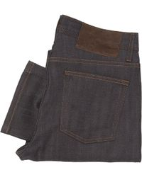 Naked & Famous - Weird Guy Cashmere Stretch Blend Denim Jeans - Lyst