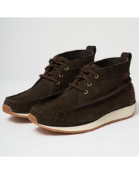 G.H.BASS - Scout Runner Suede Boot - Lyst