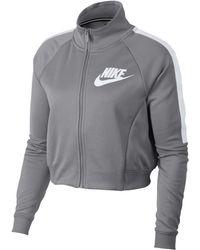Nike - Womens N98 Track Top - Lyst