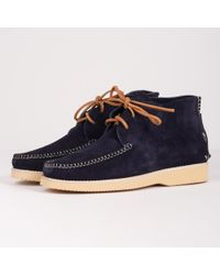 Yogi - Lucas Suede Moccasin Boot - Lyst