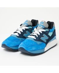 New Balance - 998 Made In Us - Lyst