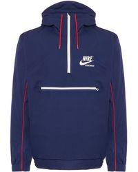 Nike - Woven Archive Jacket - Lyst