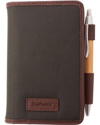 Barbour - Drywax Organiser - Lyst