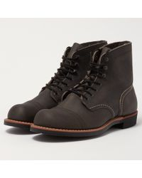 "Red Wing - 8086 Heritage 6"" Iron Ranger Boot - Lyst"