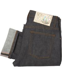 Naked & Famous - Weird Guy 10th Anniversary Selvedge Denim Jeans - Lyst