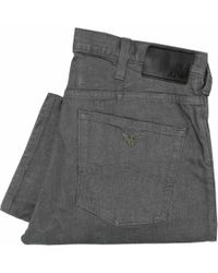 Armani Jeans - J21 Regular Fit Denim Jeans - Lyst