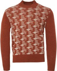 Levi's - Turtle Cube Roll Neck - Lyst