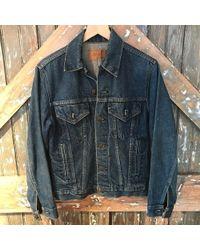 DANNIJO - Vintage Levi's Indigo Jacket - Lyst
