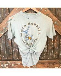 DANNIJO - Vintage Santa Barbara Relays Tee - Lyst