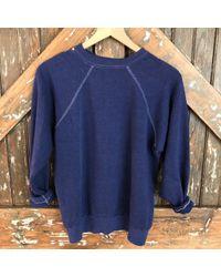 DANNIJO - Vintage Indigo Sweatshirt - Lyst