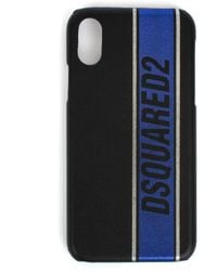 DSquared² - Iphone X Cover Logo - Lyst