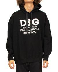 Dolce & Gabbana - 'king's Angels' Hoodie - Lyst
