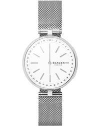 Skagen - Signatur Connected Hybrid Smartwatch - Lyst