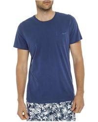 GANT - Sunbleached Ss T-shirt - Lyst