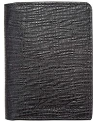 Kenneth Cole | Saffiano 3cc Booklet Wallet | Lyst