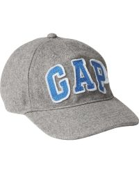 Gap - Logo Wool Baseball Hat - Lyst