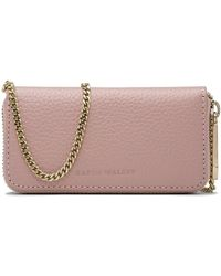 Karen Walker - Cara Coin Purse-chain Strap - Lyst