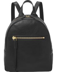 Fossil - Megan Mini Backpack - Lyst